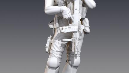 Near Future PMC/Soldier