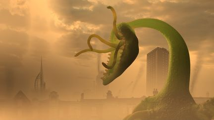 The Day of the Triffids is coming...
