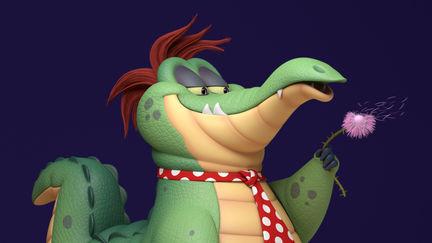 Ran, the Alligator