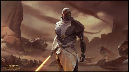 SW:TOR Knights of the Fallen Empire - Arcann