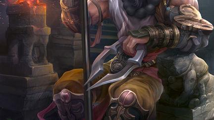 Diablo Fanart - Monk
