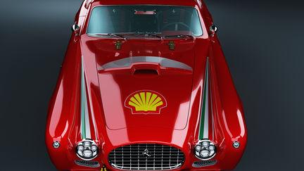 Ferrari 340 Panamericana