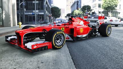 Ferrari F138 Season 2013