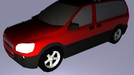 Chevy '06 Uplander
