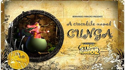 A Cocodrile Named Cunga