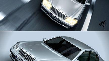 Benz E-class, Dimo (3D)