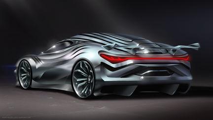 Bugatti Vehicle Design