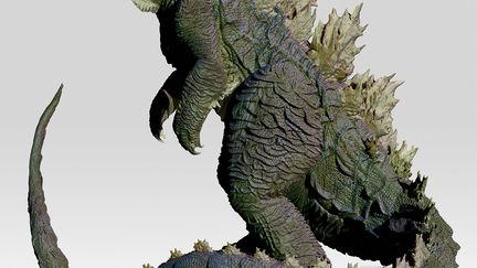Godzilla 'Extreme' concept