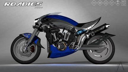 Roadies - Concept Bike
