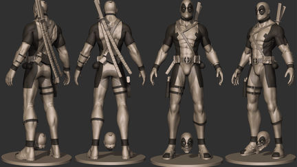 Deadpool and Headpool
