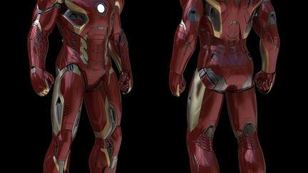 Iron Man Mark 45