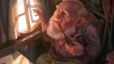 Old adventurer