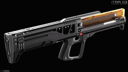 ITAR/03 Future Weapon Design