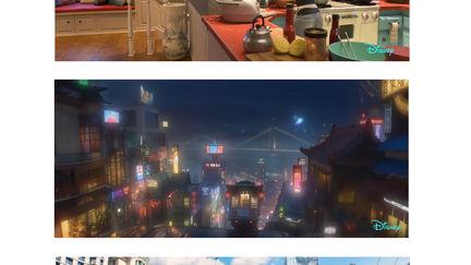 Big Hero 6 by Disney Animation 2014