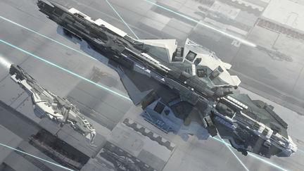 DREADNOUGHT - Heavy Artillery Cruiser - Onager  - Tier IV