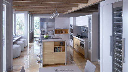 Peveril Kitchen