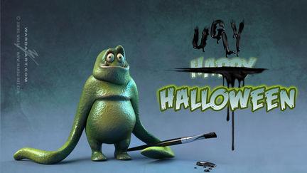 Ugly Halloween