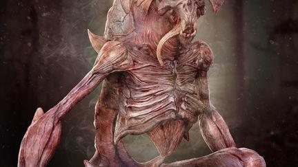 Zombie Skeleton 02