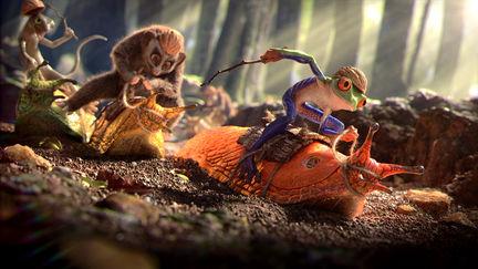 Slug Race