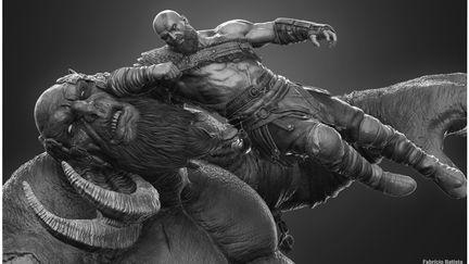 God Of War-Spartan Fury