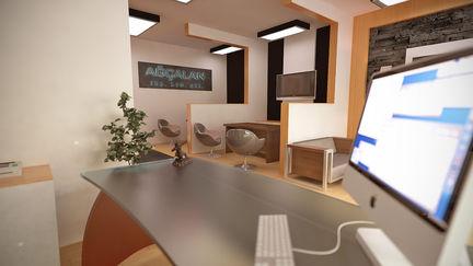 Agcalan (Ihsan Aydogan) office interior design