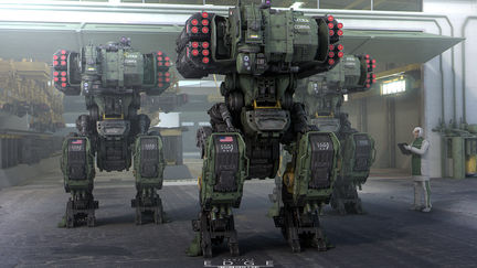 Project EDGE- Heavy Unit