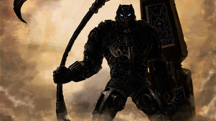 Divine Demon Slaying Knight