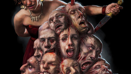 BLOODY ANNIVERSARY - BARS film festival XV