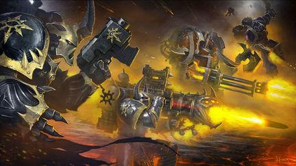 Eternal Crusade: Chaos Squad