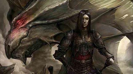 Dragon-knight