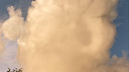 Rising Cumulonimbus