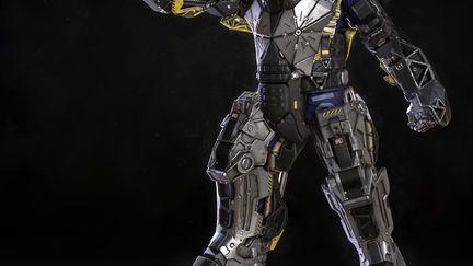 Deus Ex Mankind Divided : Mechanical Ogre game res
