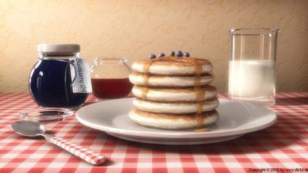 Breakfast Time - very tasty