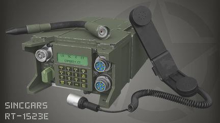 SINCGARS Military Radio