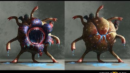 2010 Neverdead-Creature_concepts-sketches