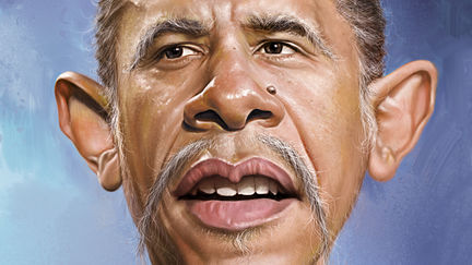 Master Obama