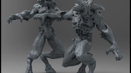 Doom Demons