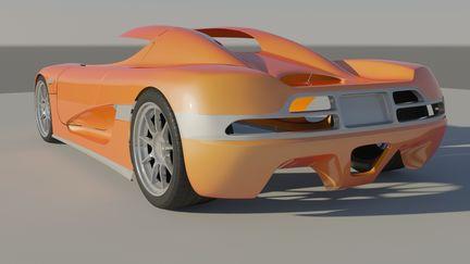 Koenigsegg ccx WIP 05