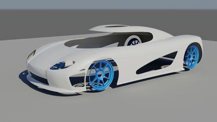Koenigsegg ccx WIP