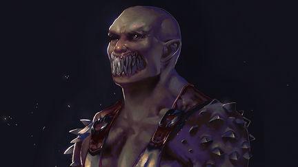 Baraka Mortal Kombat 11