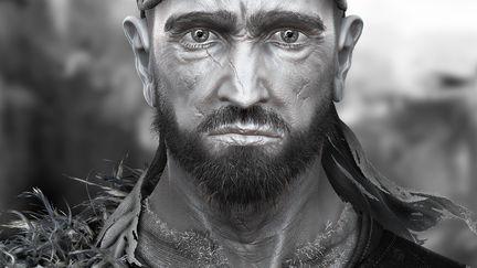 The Viking Portrait