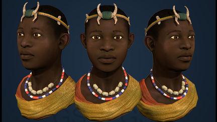 Tribal Boy