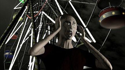 The Run Away Ferris Wheel