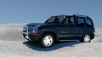 Jeep Libery
