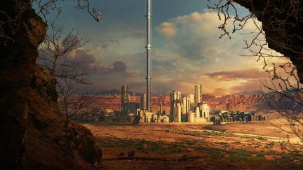 Desert Base v2