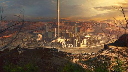 Desert Base v3