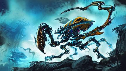 Scorpider