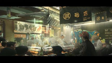 Ken-san Sushi Bar