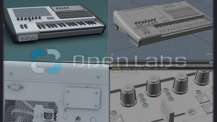 OpenLabs Miko Synthesizer