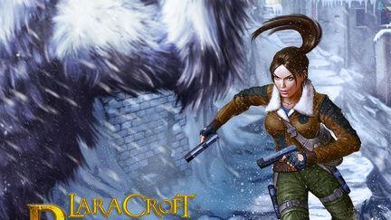 Lara Croft Relic Run - Keyart